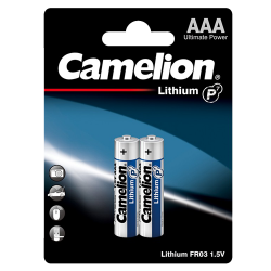 08.10.0003_aaa_fr03_1.5v_camelion_lithium_battery
