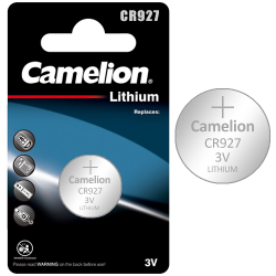 08.11.0015_CAMELION_927_LITHIUM_CELL_BATTERY_PALS