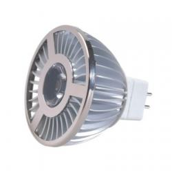 GL-MR16-3-6000K ΛΑΜΠΑ ΣΠΟΤ LED GLACIAL MR16 12V(AC/DC) 3W
