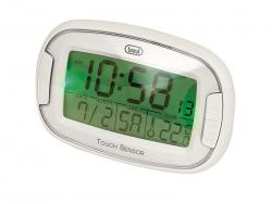 trevi-sld-3070-alarm-clock-digital-touch-white